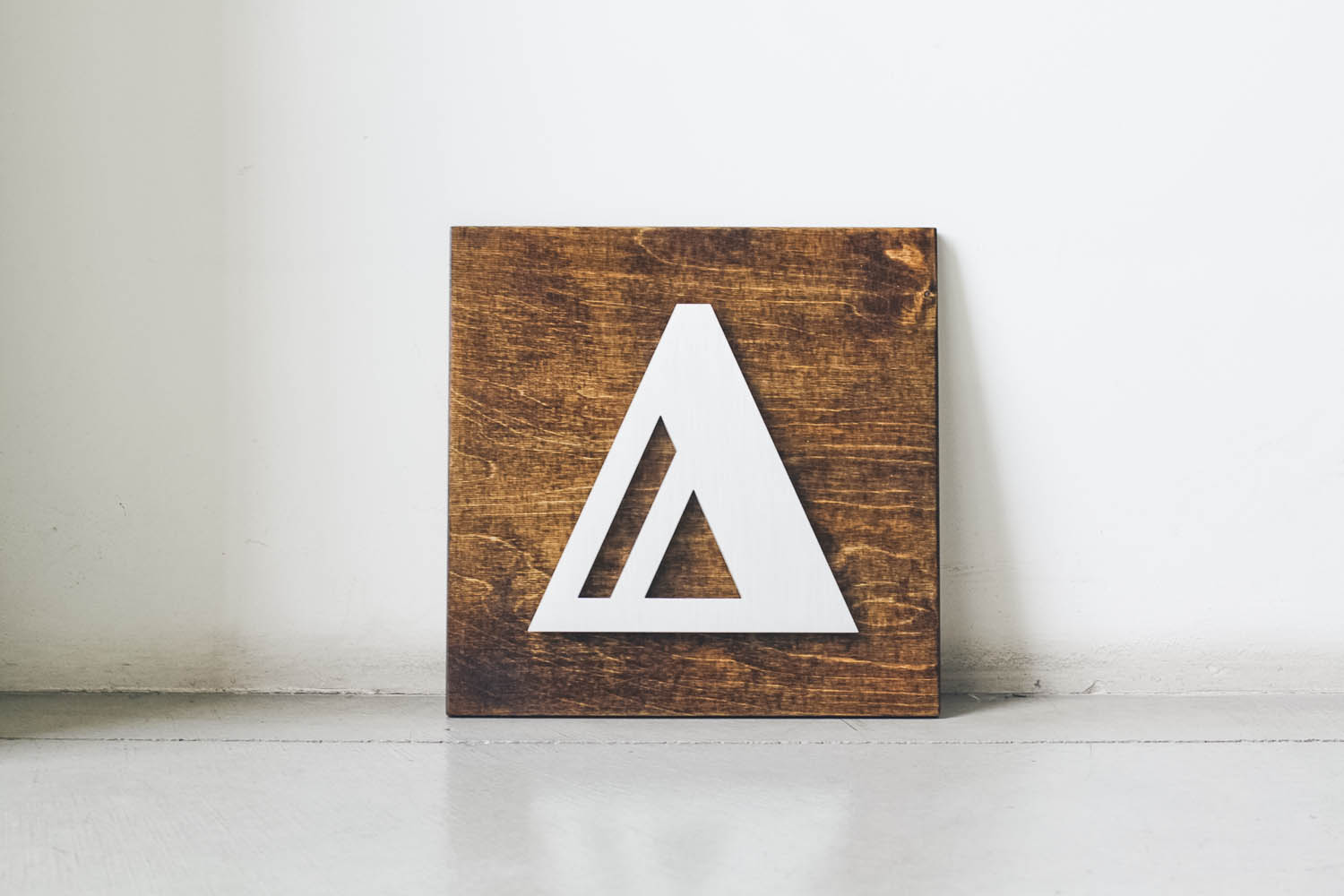 Persona Drive Metal/Rustic Wood SIgn