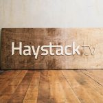 Haystack TV raised sign