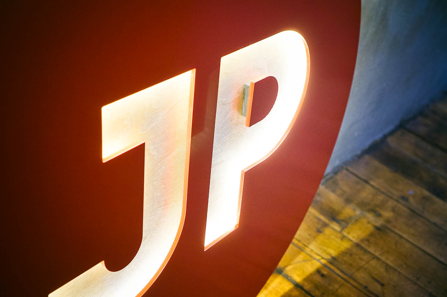 JP Marketing Illuminated Sign
