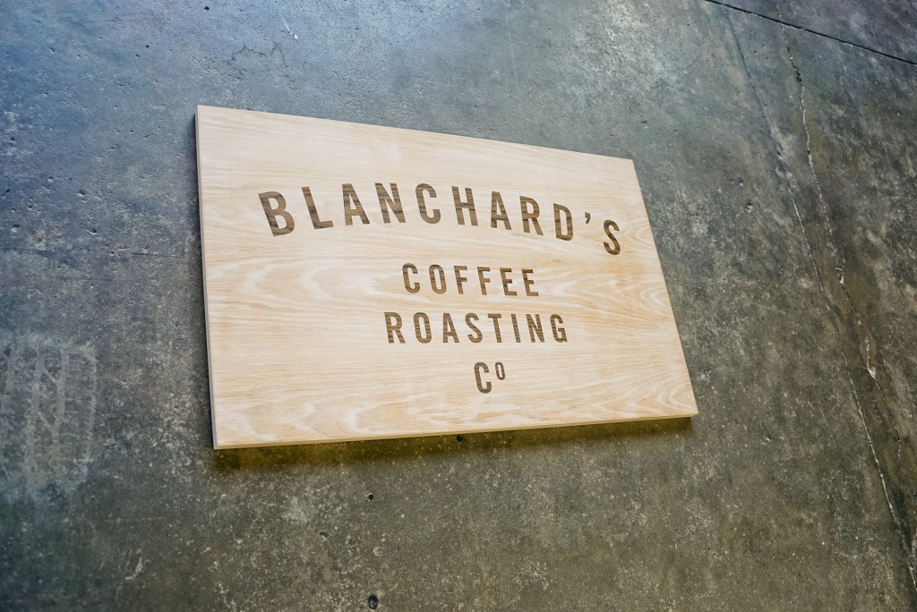 Blanchard's Coffee Roasting