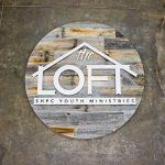 Sequoyah Hills Presbyterian Church The Loft Sign