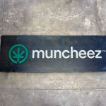 Muncheez Tradeshow Sign