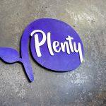 Plenty Sign