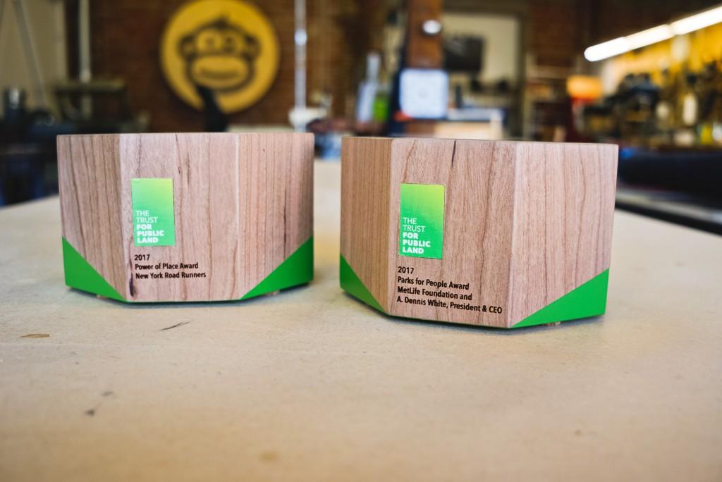 Trust for Public Land Award Base