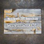 Men's Health Magazine for Winterskol