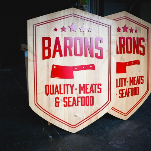 Baron's Meat & Poultry