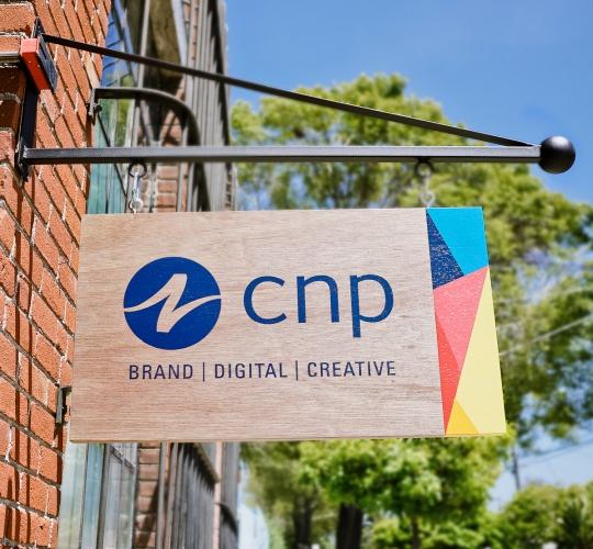 CNP Blade Sign