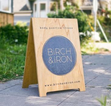 Birch & Iron