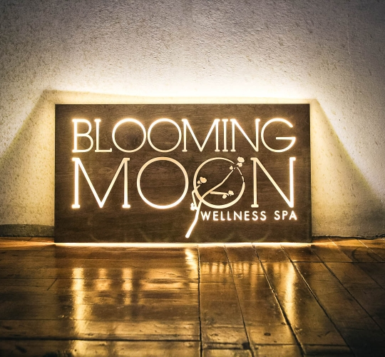 Blooming Moon