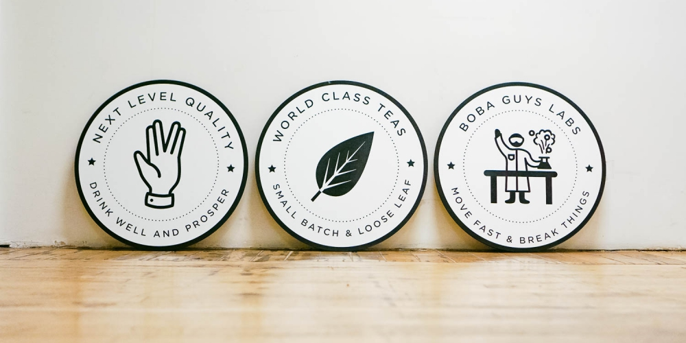 Boba Guys – Emblems