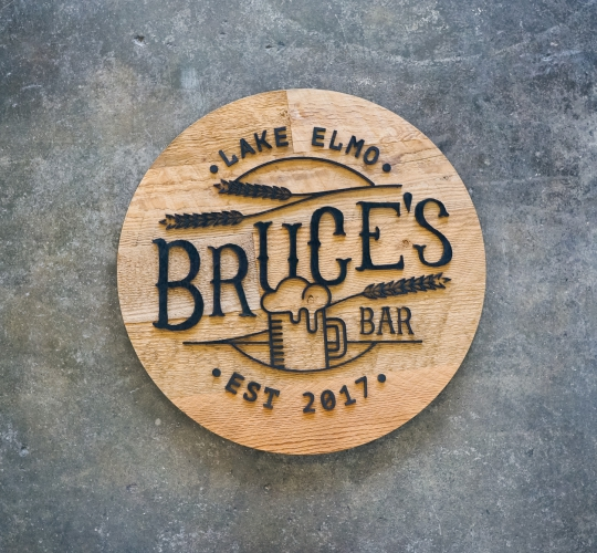 Bruce's Bar