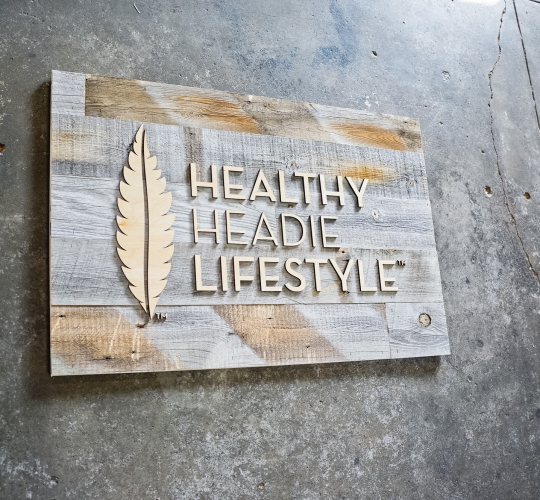 Healthy Headie Lifestyle