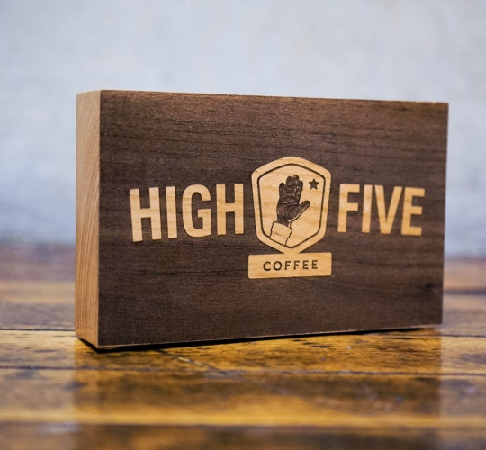 High Five Coffee