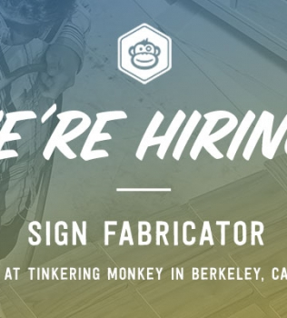 Confidentworking with your hands? We're looking for you.