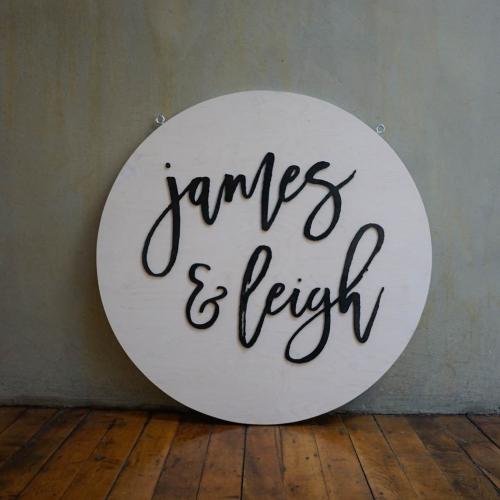 James & Leigh
