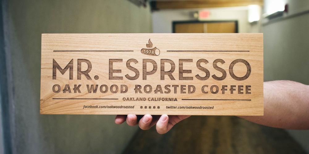 Mr. Espresso