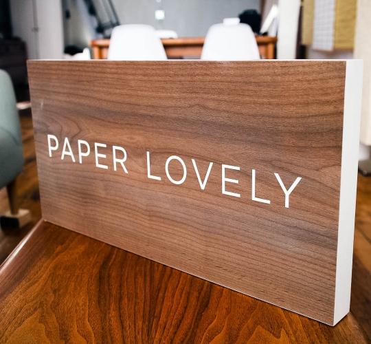 Paper Lovely