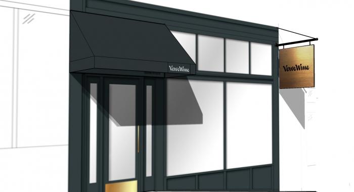 sign exterior 3D-brass_text