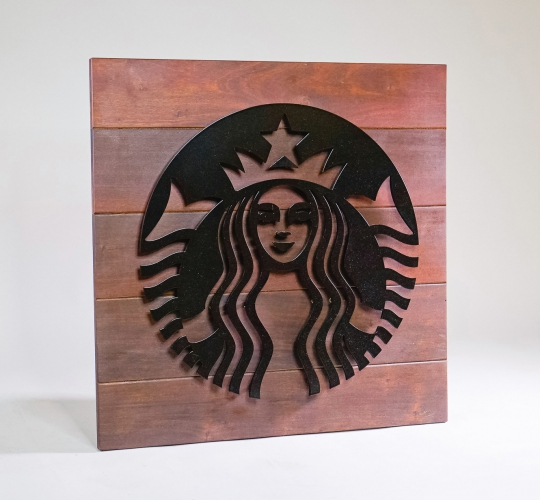 Starbucks Blade Sign at Zephyr Walk