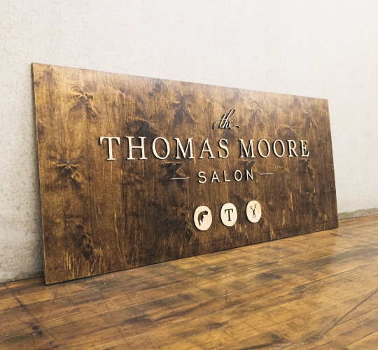 Thomas Moore Salon