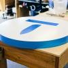 Thumbtack tack logo process