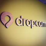 Dropcam Wood Sign
