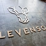 Levenson wood sign