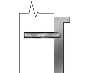 stud mount