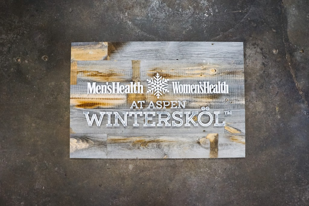 Men's Health Magazine for Winterskol