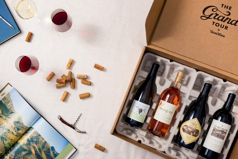 Verve Wine Grand Tour