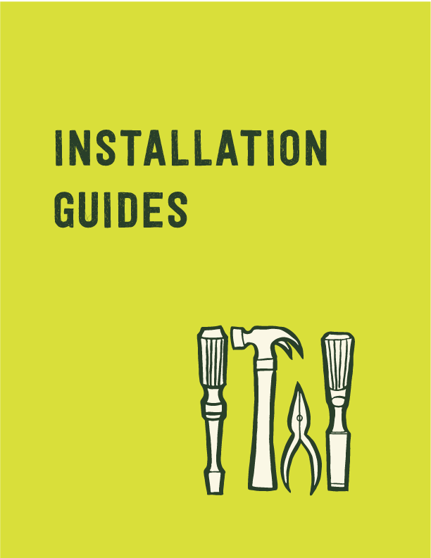 Installation Guides Cover