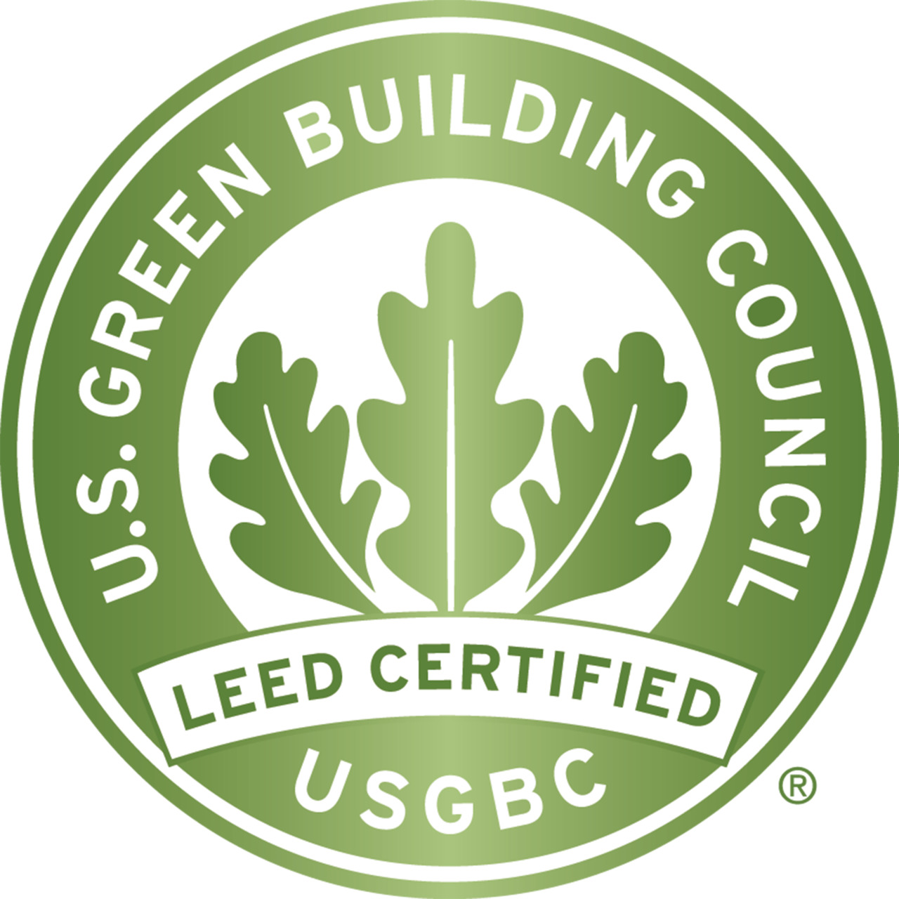 LEED certified seal