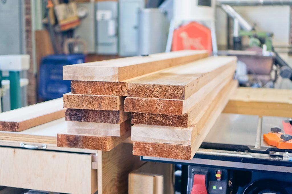 Slack sign - raw cedar blanks