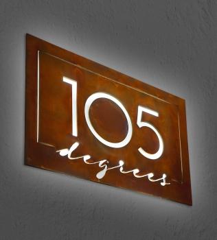 105 Degrees