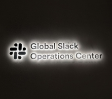 Global Slack Operations Center