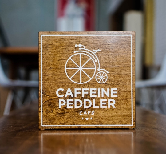 Caffeine Peddler