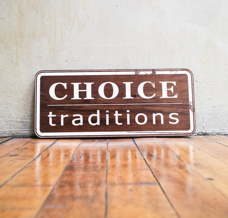 Choice Traditions