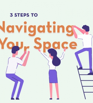 3 steps to help people navigate your space—without interrupting your staff