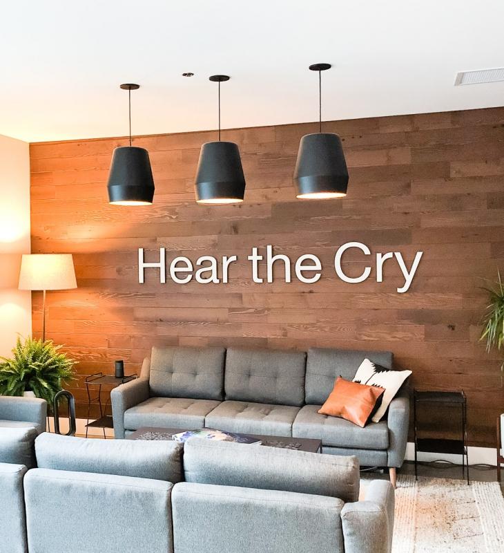 Hear the Cry