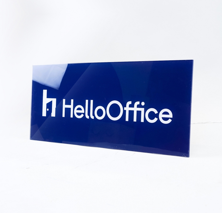 HelloOffice Panel Sign