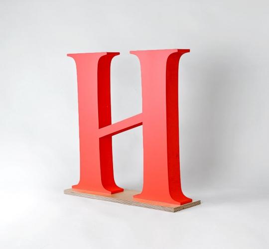 "Holberton ""H"""
