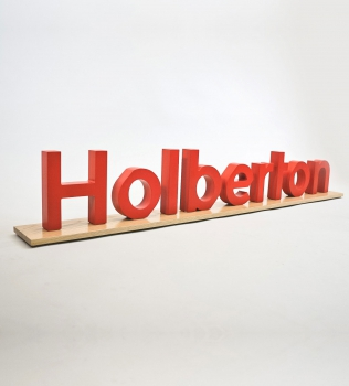 Holberton School, smaller sign