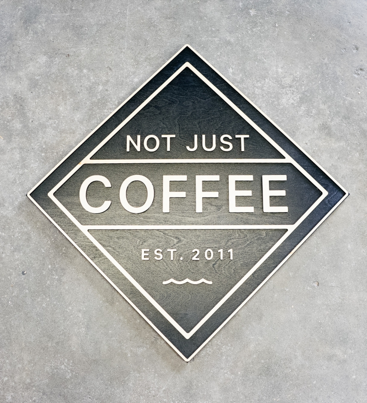 Not Just Coffee