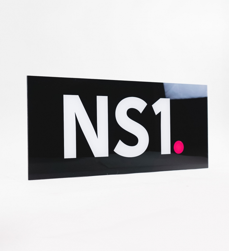 NS1 Panel Sign