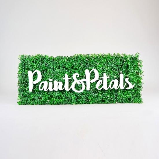 Paint & Petals