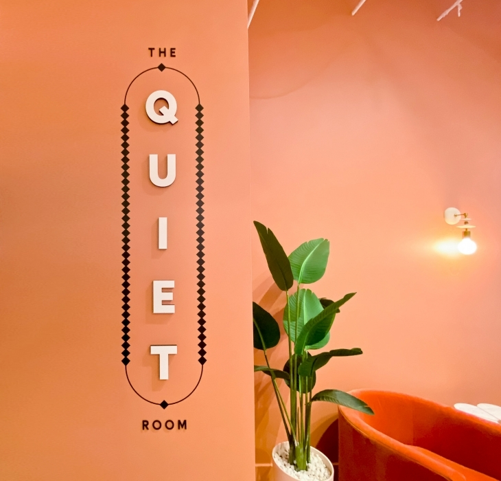 The Wing SF – The Quiet Room