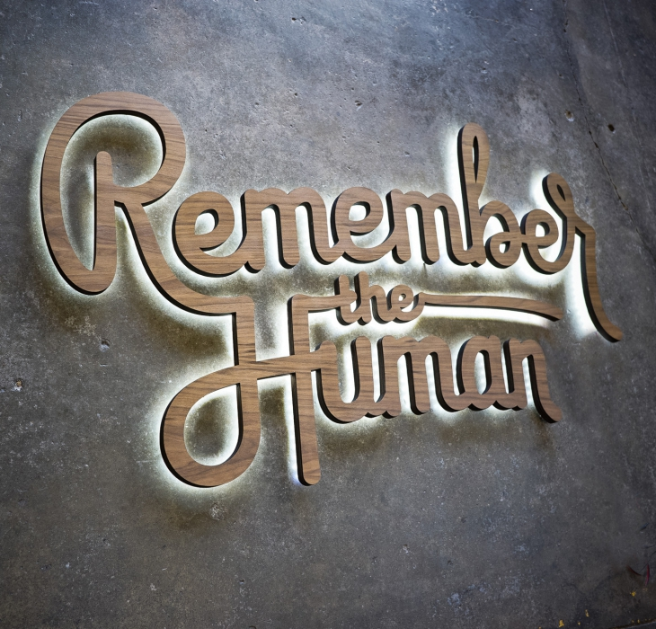 Remember the Human