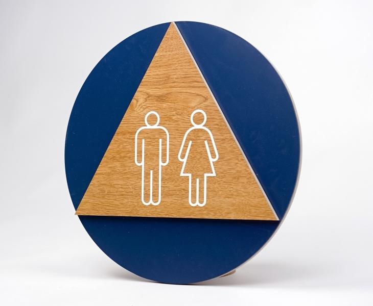 ShipShape Restroom Signage