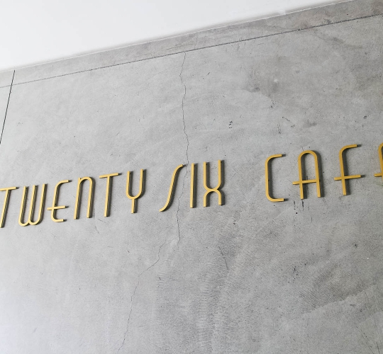 Twenty Six Cafe