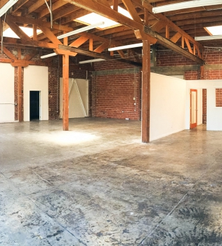 Our new studio: 4x the space for 4x the fun
